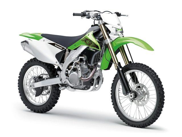 motocikl kawasaki klxr