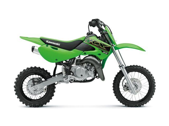 motocikl kawasaki motocross kx
