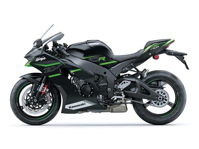 motocikl kawasaki ninja zxr