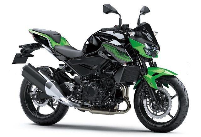 motocikl kawasaki z