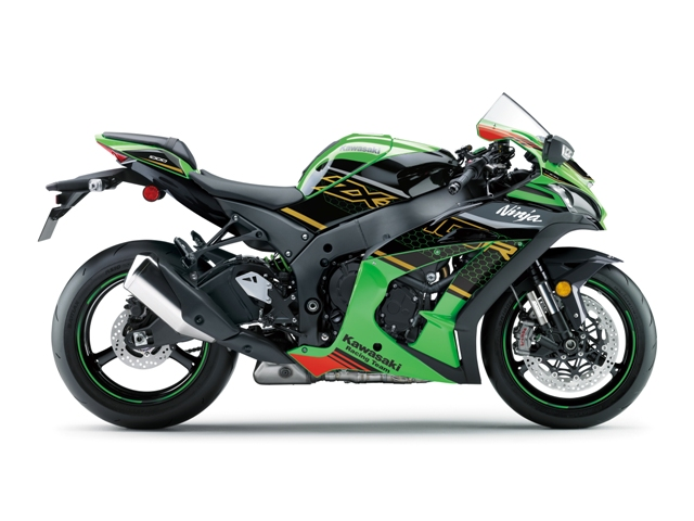 motocikl kawasaki zxr krt replica