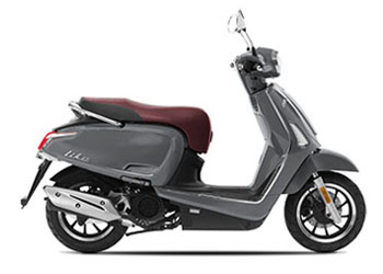 scooter kymco like II T