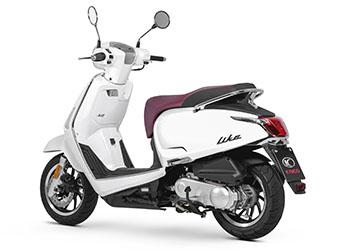 scooter kymco like II T