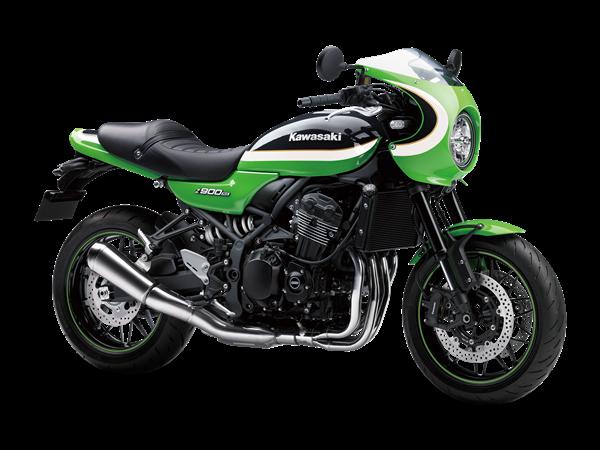 motocikl kawasaki z caffe