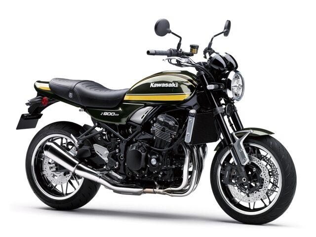 motocikl kawasaki zrs