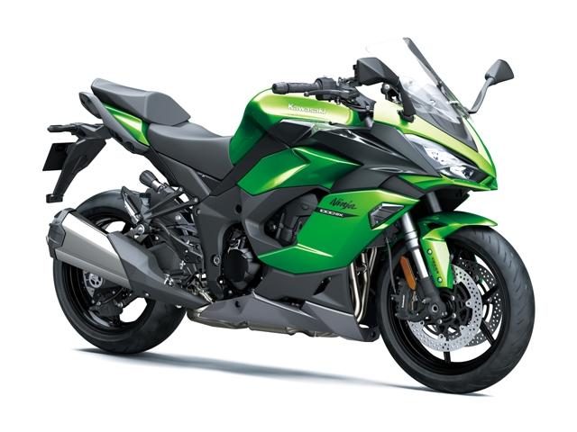 motocikl kawasaki njinja sx