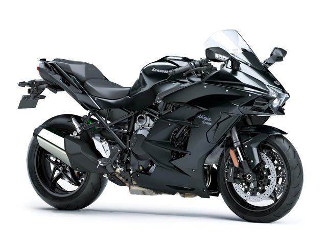 motocikl kawasaki njinja h sx
