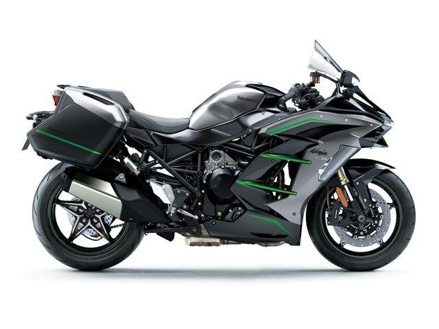 motocikl kawasaki njinja h sx se