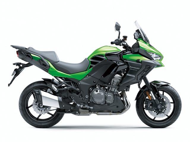 motocikl kawasaki versys