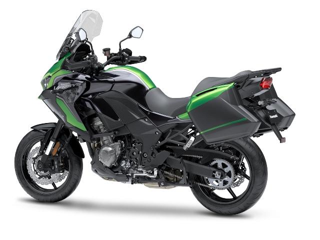 motocikl kawasaki versys s tourer