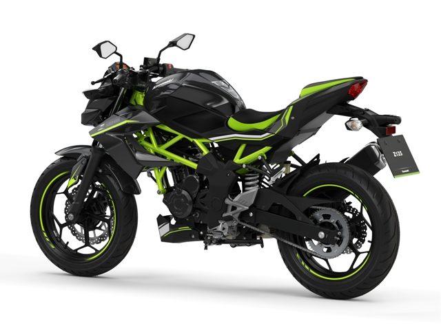 motocikl kawasaki z se