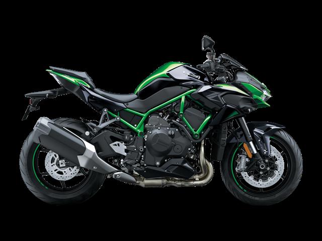 motocikl kawasaki zh