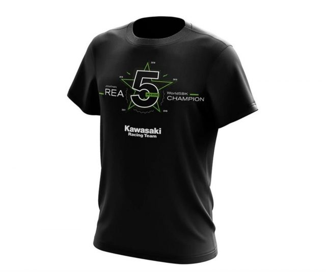 REA front KRM majica kawasaki