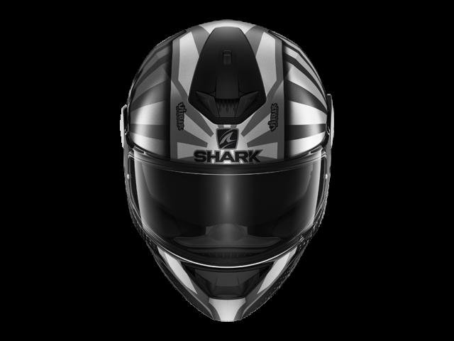D SKWAL replicazarco mat ASA back HE integralna kaciga za motocikl
