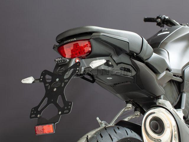 preklopni nosač tablice Honda CBr