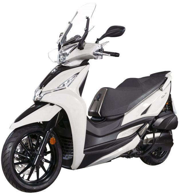 Agility kymco scooter