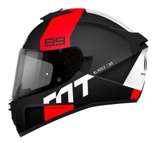 mt helmets blade integralna kaciga za motocikl Copy