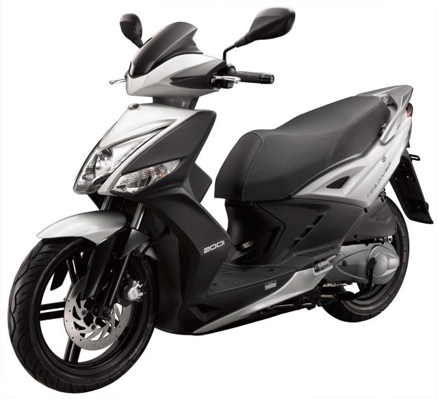 scooter kymco agility city