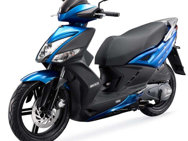 scooter kymco agility city