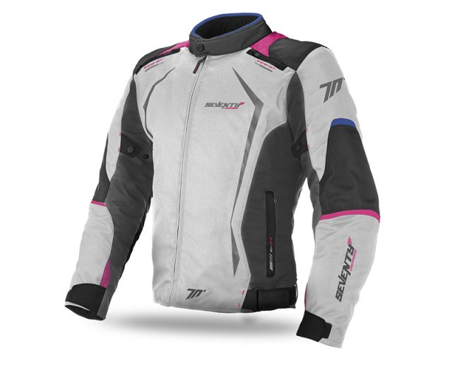 SD JR seventy degrees ženska motoristička jakna