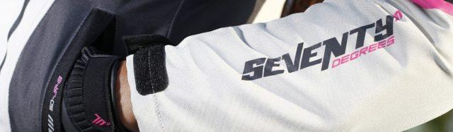 SD JR seventy degress ženska motoristička jakna