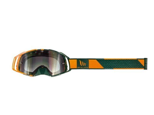 goggles mx evo arancio