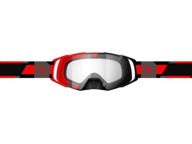 mt helmets goggles mx evo stripes