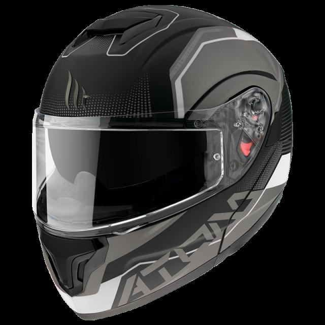 flip up kaciga za motocikl mt helmets atom