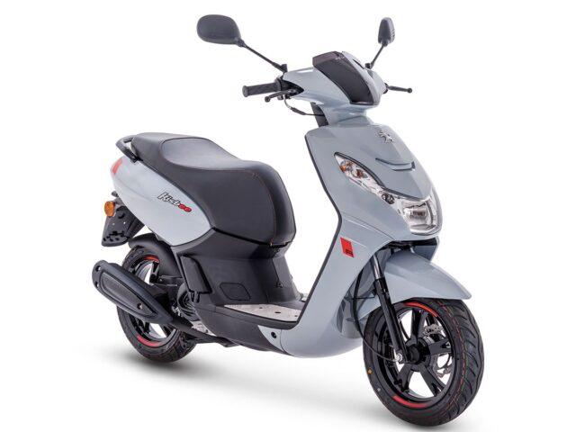 scooter peuegot kisbee t r f