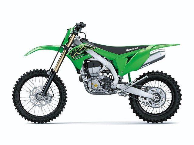 motocikl kawasaki enduro kxxc