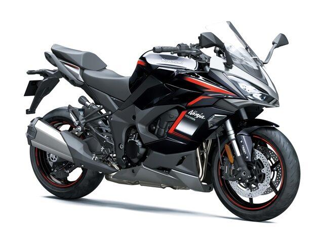 motocikl kawasaki ninja sx se