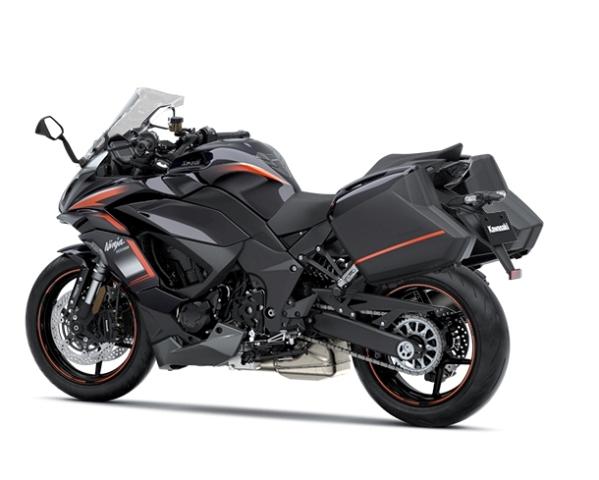 motocikl kawasaki ninja sx se tourer