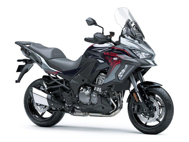 motocikl kawasaki versys se