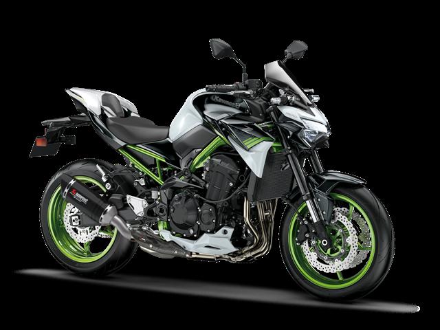 motocikl kawasaki z performance carbon