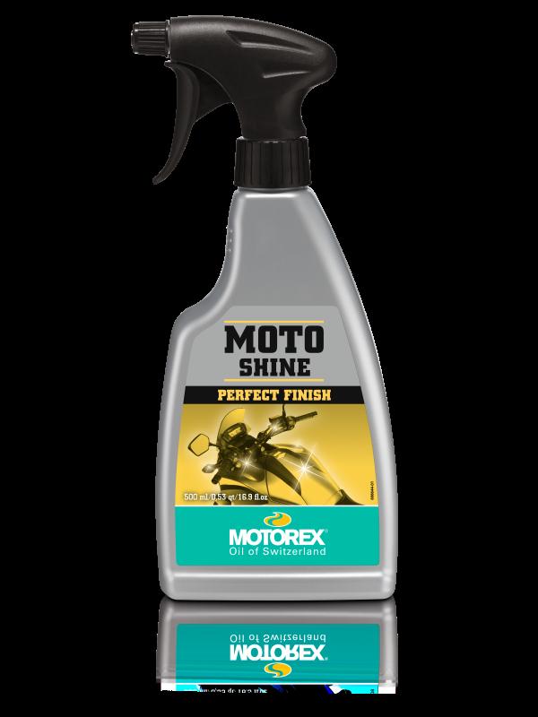 motorex moto shine spray za njegu motocikla