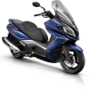 maxi scooter kymco downtown