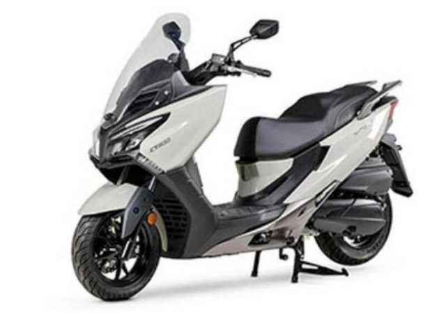 maxi scooter kymco x town i ct