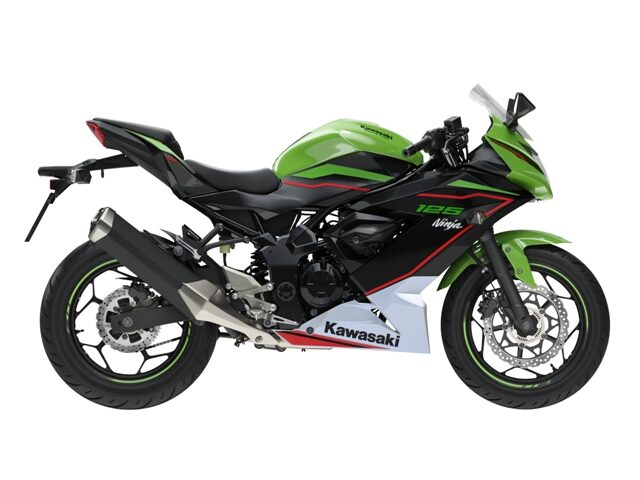 motocikl kawasaki ninja