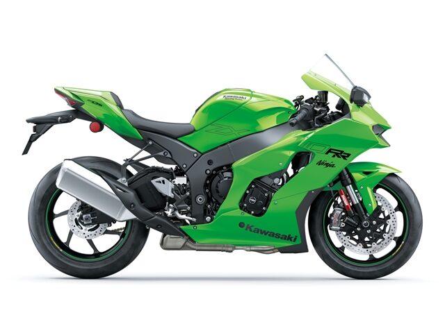 motocikl kawasaki ninja zxrr