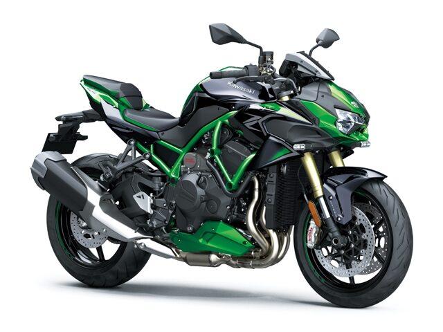 motocikl kawasaki zh se