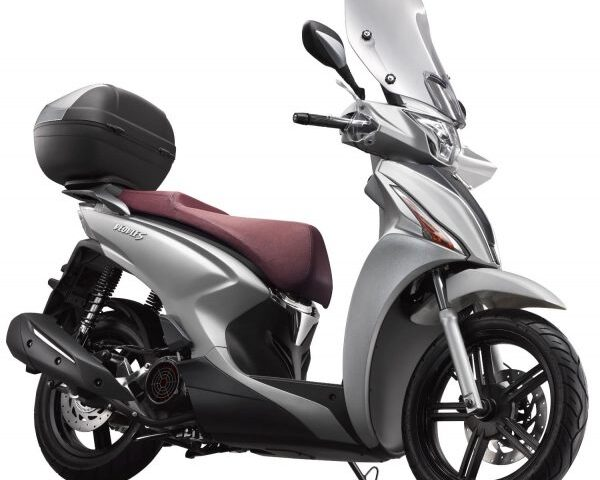 scooter 50ccm kymco people 50 4t 01 600x480 - Akcije