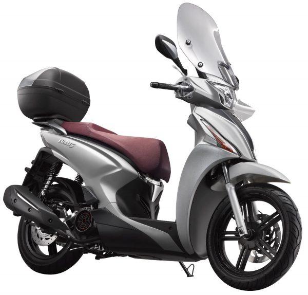 scooter 50ccm kymco people 50 4t 01 - Naslovna