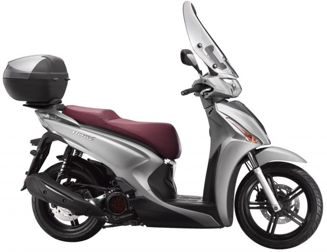 scooter ccm kymco people t