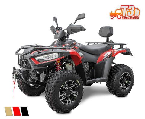 ATV cetverocikl linhai promax t3b 01 - Akcije
