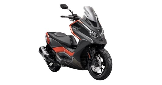 maxi scooter kymco dtx abs