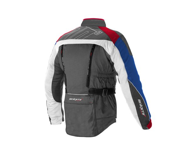 SD JT GRIS moto jakna