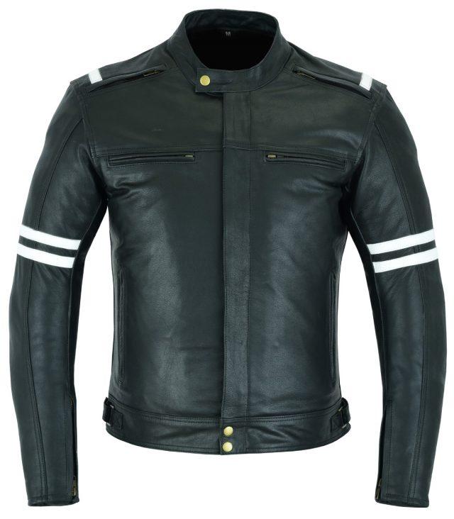 lvc vintage kozna moto jakna