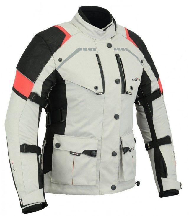 lvr highway zenska moto jakna cordura