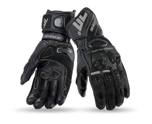 SD R kozne rukavice za motocikl