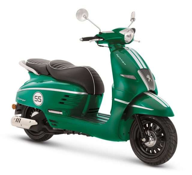 scooter peugeot django t sport